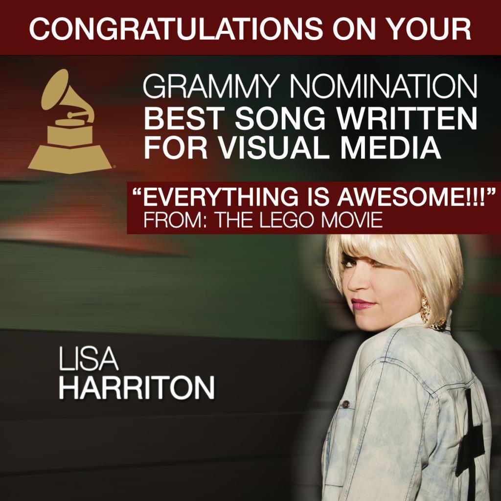 Grammy Announcement