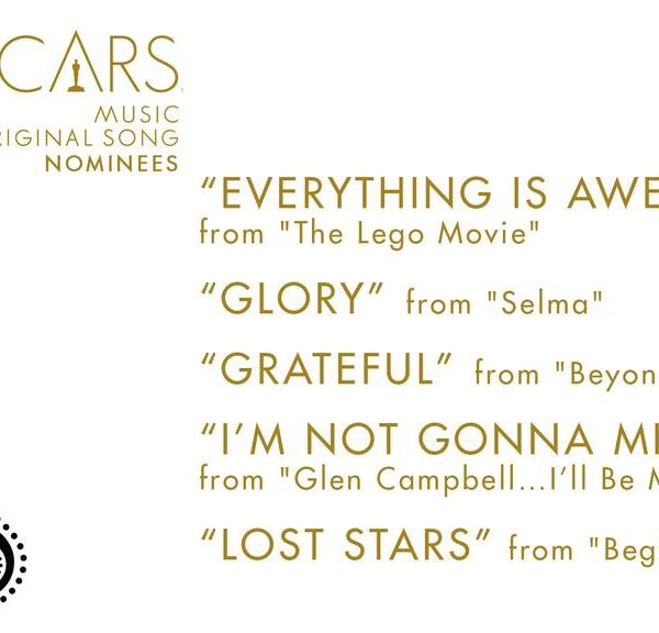Academy Award Nomination for Best Original Song